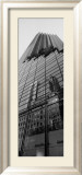 Skyscraper Reflections Posters by Jim Alinder