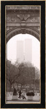 Washington Square Park, New York Poster von Peter Cunningham