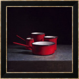 Pots and Pans I Poster von Van Riswick 