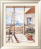 Fishing Trip Prints by Roy Avis
