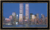 World Trade Center 1973-2001 Posters van Richard Berenholtz