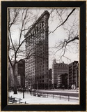 Flatiron Building Art by Christopher Bliss