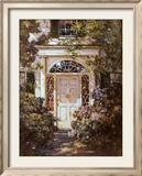 Tür, 19. Jahrhundert Poster von Abbott Fuller Graves