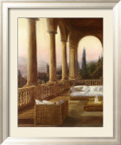 Arched Tuscan Remembrances Print by Piet Bekaert