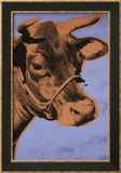 Cow, c.1971 (Purple and Orange) Affiche par Andy Warhol