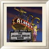 Aladdin Plakater af Anthony Ross