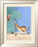 Me, Guilty Framed Giclee Print by Gary Patterson