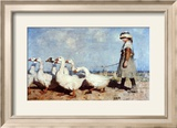 Sir James Guthrie - To Pastures New Obrazy