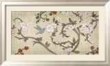 Songbird II Kunstdruck von Tandi Venter