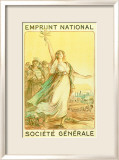 1920 Emprunt National Prints