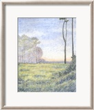 Tranquil Horizon I Prints by Virginia A. Roper