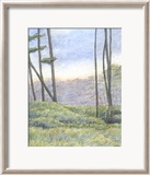 Tranquil Horizon II Print by Virginia A. Roper