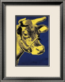 Cow, c.1971 (Blue and Yellow) Posters par Andy Warhol
