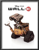 WALL-E: The Last Robot Prints