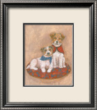 Jack Russell Prints by Carol Ican
