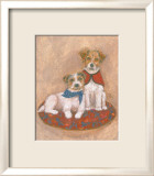Jack Russell Art by Carol Ican