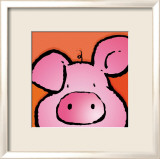 Pig Posters af Jean Paul