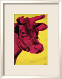 Cow, c.1966 (Yellow and Pink) Posters par Andy Warhol