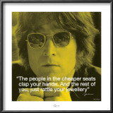 John Lennon: Clap Your Hands Prints
