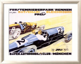 Bayer Auto Club Roadster, c.1924 Gerahmter Gicl&#233;e-Druck von Julius U. Engelhard