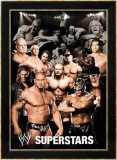 WWE Collage Affiches