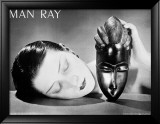 Noir et Blanche, c.1926 Taide tekijn Man Ray