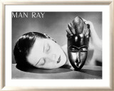 Noir et Blanche, c.1926 Poster tekijn Man Ray