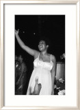 Aretha Franklin, the Queen of Soul Print