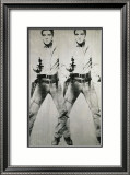Double Elvis, c.1963 Art par Andy Warhol