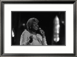Aretha Franklin in Lights Prints