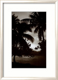 Moorea Morning Print by David L. Kluver