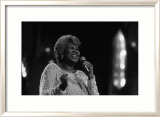Aretha Franklin in Lights Posters