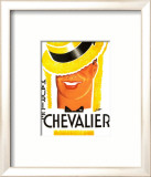 Maurice Chevalier Prints by Charles Kiffer