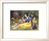 Snow White's Forest Friends Posters