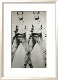 Double Elvis, c.1963 Affiches par Andy Warhol