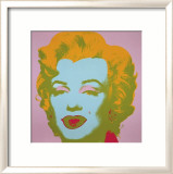 Marilyn, c.1967 (Pale Pink) Poster by Andy Warhol
