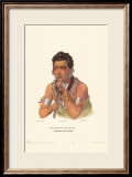 Chief of the Ioways Prints by Charles Bird King