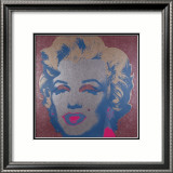Marilyn, c.1967 (Silver) Poster by Andy Warhol
