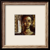 Portrait Prints by Melain N'zindou