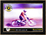 Bultaco Pursang Framed Giclee Print