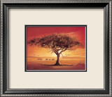 Namib Print by Leon Wells