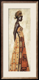 Femme Africaine I Prints by Jacques Leconte