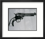 Gun, c.1981 Prints by Andy Warhol