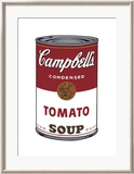 Campbell&#39;s Soup I: Tomato, c.1968 Poster by Andy Warhol