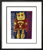 Moon Explorer Robot, c.1983 Poster by Andy Warhol