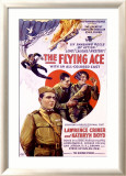 The Flying Ace Framed Giclee Print