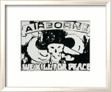 Airborne: We Kill for Peace, c.1985-86 Kunstdrucke von Andy Warhol