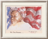 We the People Prints by Alva
