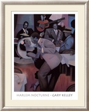 Harlem Nocturne Prints by Gary Kelley