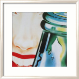 Hey, Let's Go for a Ride Print by James Rosenquist